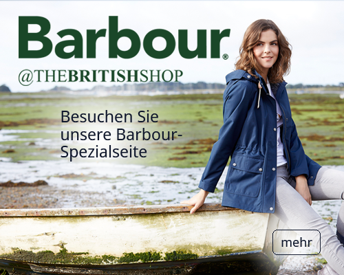 Barbour @ THE BRITISH SHOP - die Herbstkollektion 2017