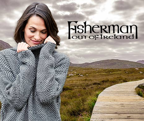 Strickwaren von Fisherman out of Ireland