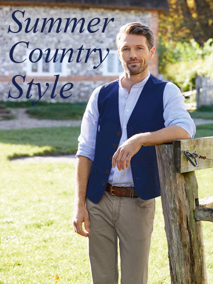 Lässiges Country Outfit